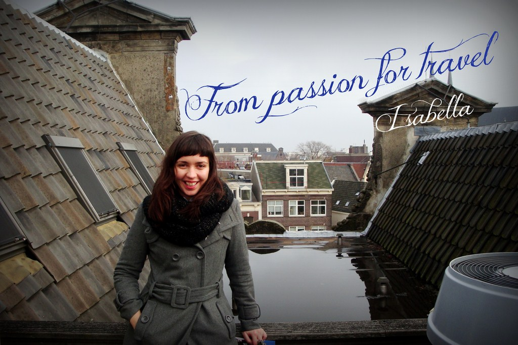Love Traveling admin in Amsterdam
